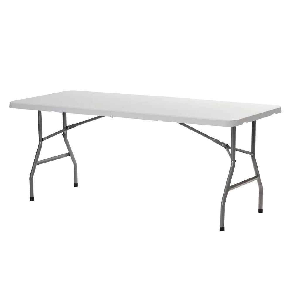How Long Are Standard Folding Tables Brokeasshome Com